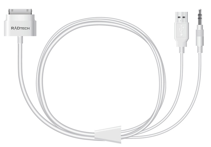 ProCable 30-pin Line-Out (White)